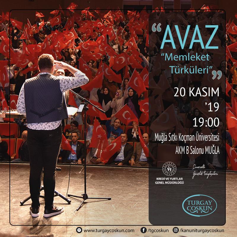 Muğla Avaz Konseri