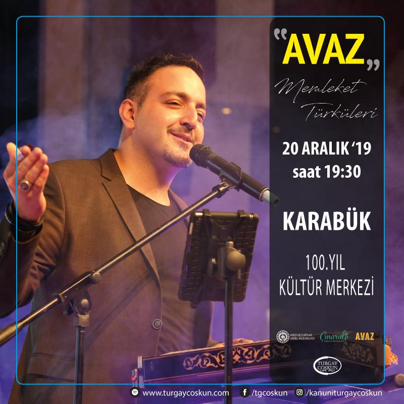 Karabük Avaz Konseri