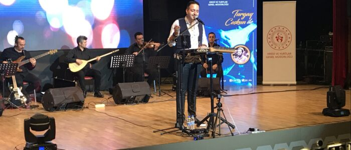 Turgay Coşkun Ordu Avaz Konseri